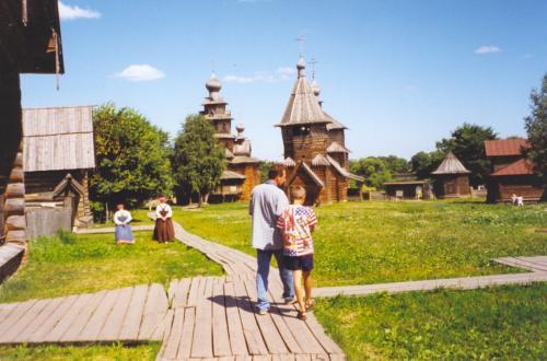 Museo historico de Suzdal - Rusia - Russia Museo historico de Suzdal - Rusia