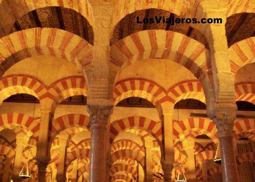 Cordoba's Old Mosque - Spain Mezquita de Cordoba - España - Espa�a