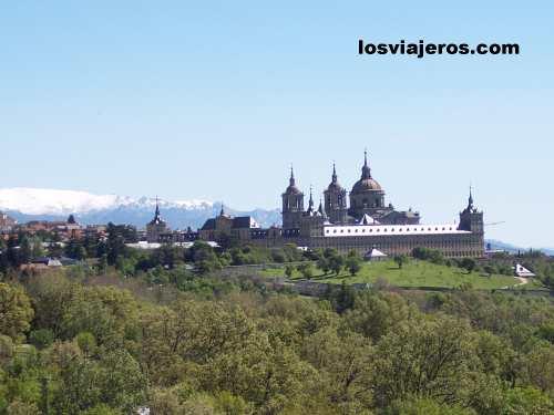 Monasterio del Escorial - Madrid - España Escorial Monastery - Madrid - Spain