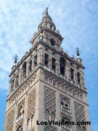 Seville's Giralda - Spain Giralda de Sevilla - España - Espa�a