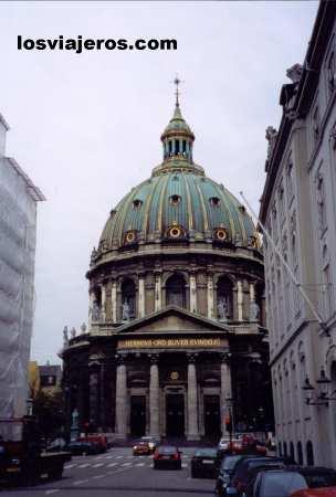 Iglesia de Marmol - Copenhague -Dinamarca