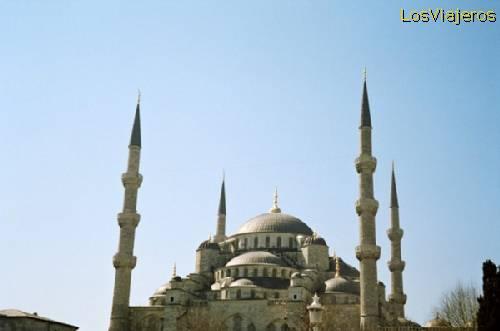Blue Mosque-Istanbul-Turkey Mezquita Azul-Estambul-Turquía - Turquia