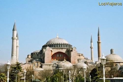 Hagia Sophia-Istanbul-Turkey Santa Sofía-Estambul-Turquía - Turquia