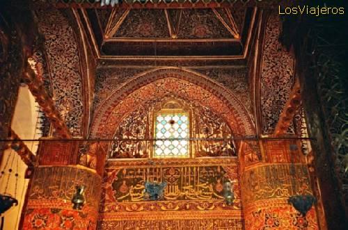 Mausoleo de Mevlana-Konya-Turquía - Turquia
