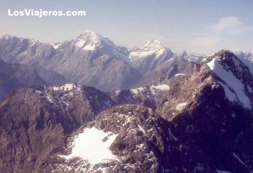 Mount - New Zealand Montaña - Nueva Zelanda