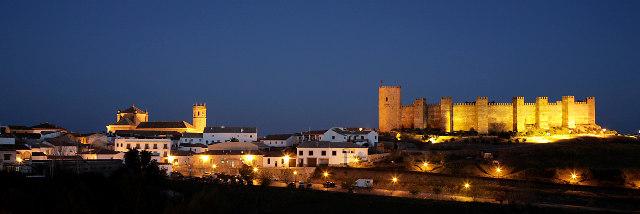 Castillo de ba os de la encina ja n noticias de viajes losviajeros - Banos de la encina espana ...